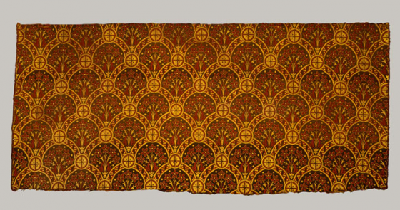 Flower Pattern Png Flower Pattern in Gold And