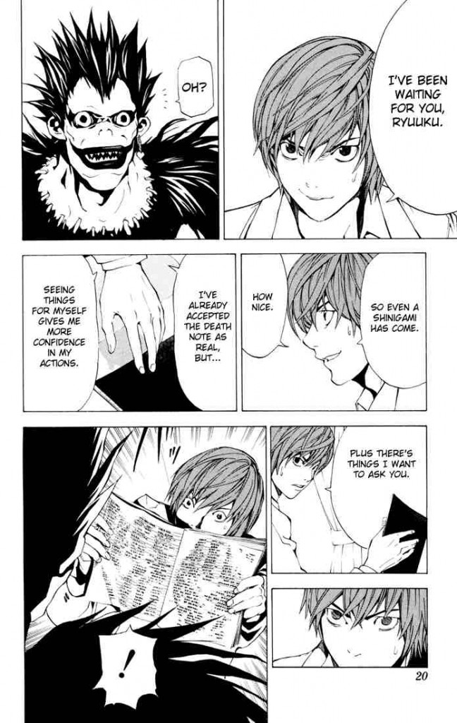 Shonen Style Manga (Artists: Tite Kubo, Takeshi Obata, and